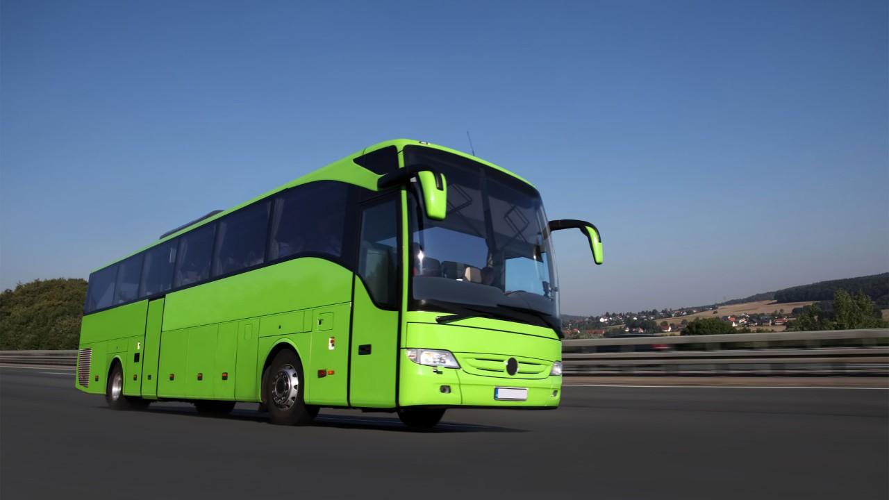 سفر طولانی با اتوبوس