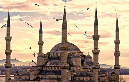 مدت تور استانبول