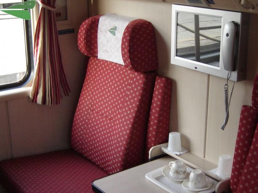 قطارهای مسافربری شرکتهای خصوصی