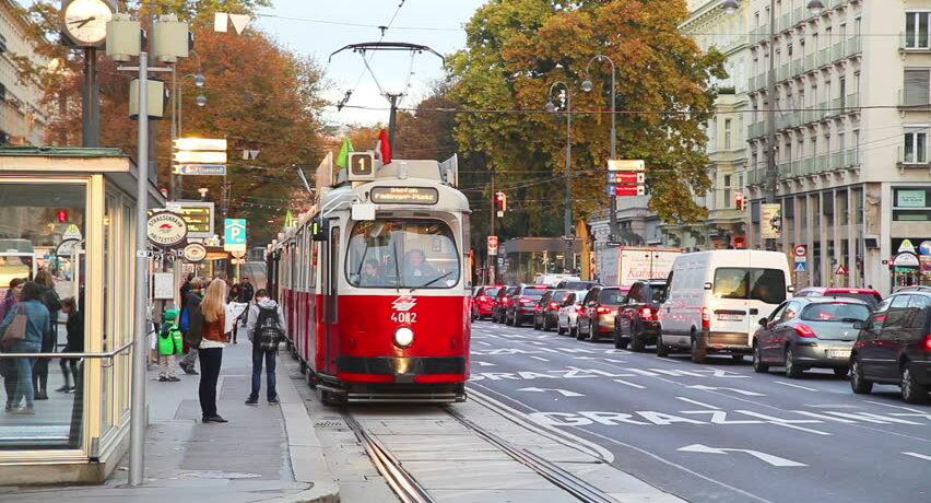 حمل و نقل عمومی در آنتالیا