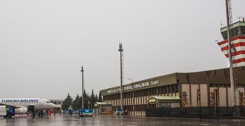 فرودگاه اسپارتا آنتالیا