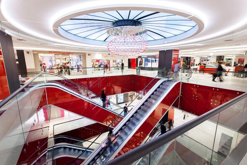 ایتالی دو مراکز خرید پاریس