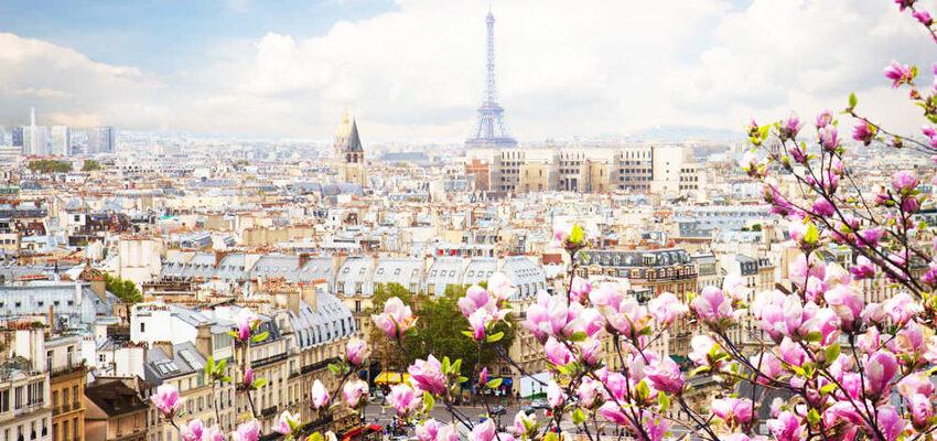سفر به پاریس