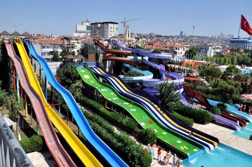 پارک آبی مارینا استانبول