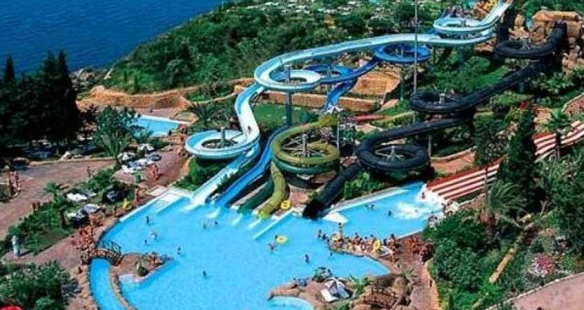 بهترین پارک های آبی استانبول