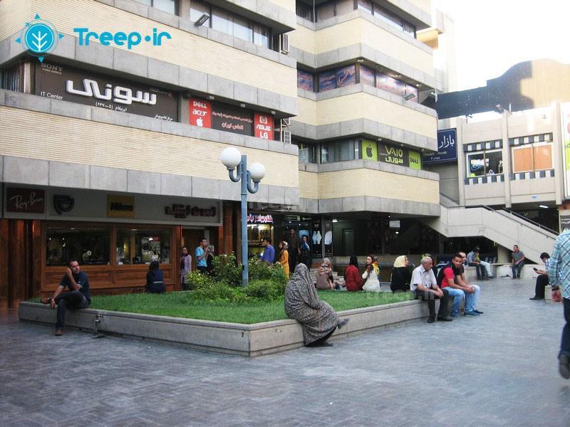 مراکز خرید اصفهان - مجتمع پارک