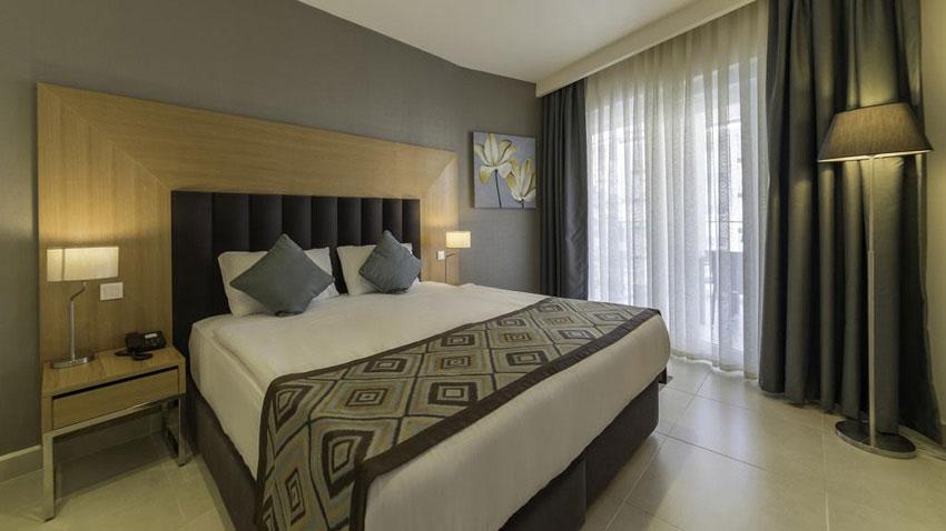 اتاق های هتل راما کوش آداسی