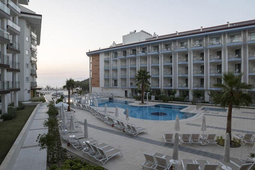 هتل راما کوش آداسی