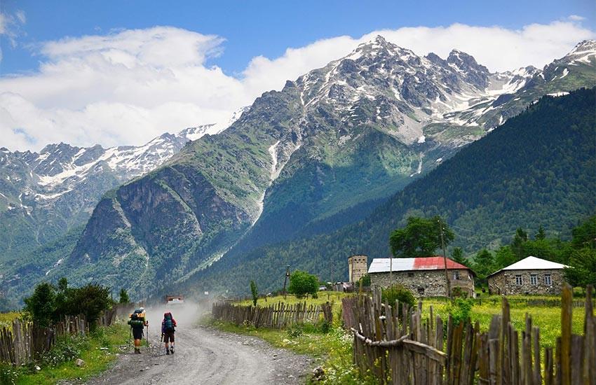 طبیعت گرجستان