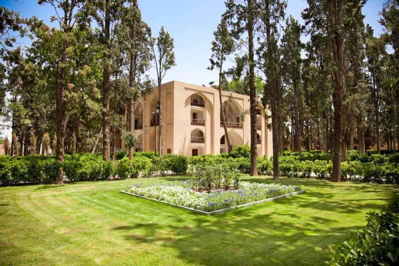 جاهای دیدنی کاشان - باغ فین