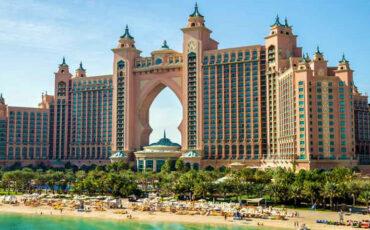 فهرست بهترین هتل های دبی
