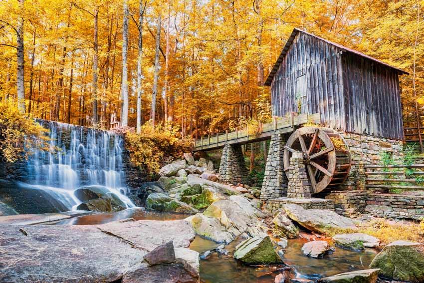 سفر به گرجستان در پاییز - بهترین فصل سفر به گرجستان