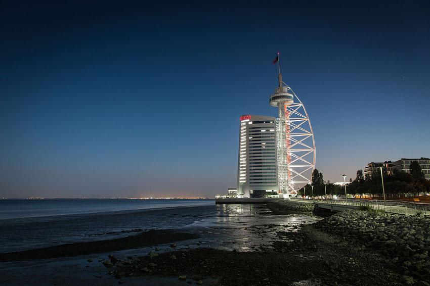 معماری برج العرب