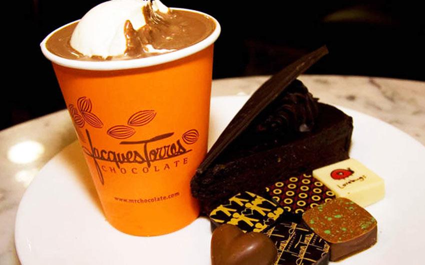 شکلات امریکایی