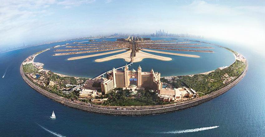 هزینه سفر دبی