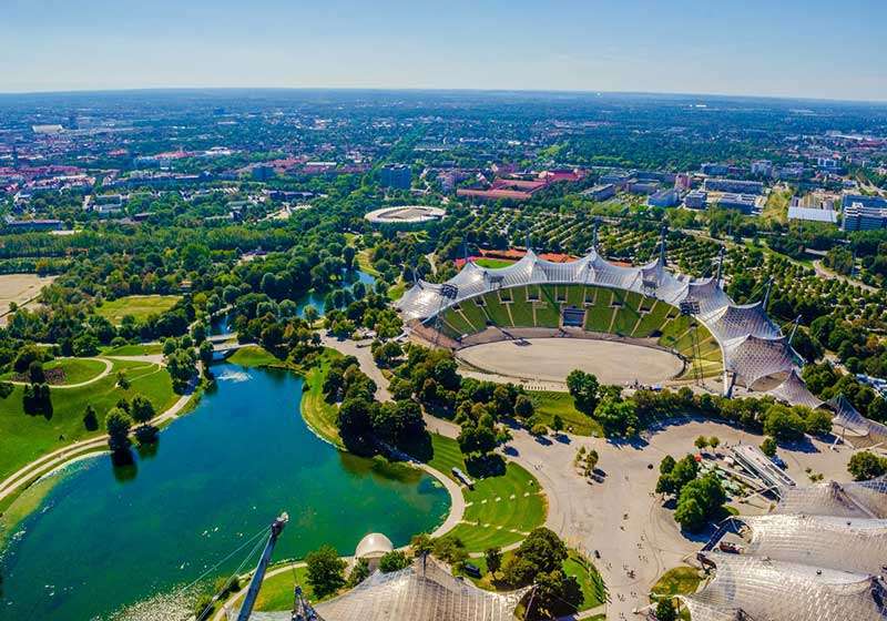 پارک المپیک درمونیخ