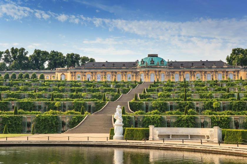 بهترین کاخ های آلمان