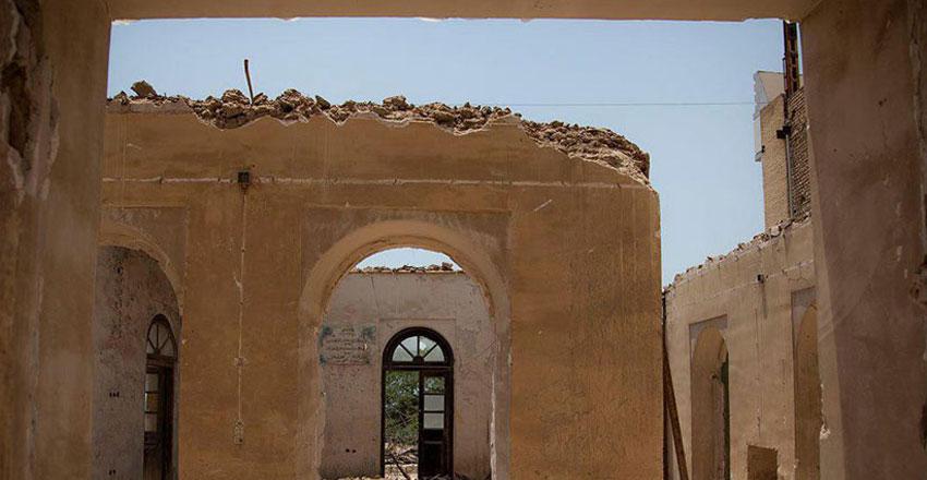 خانه احمدی در بندر عباس
