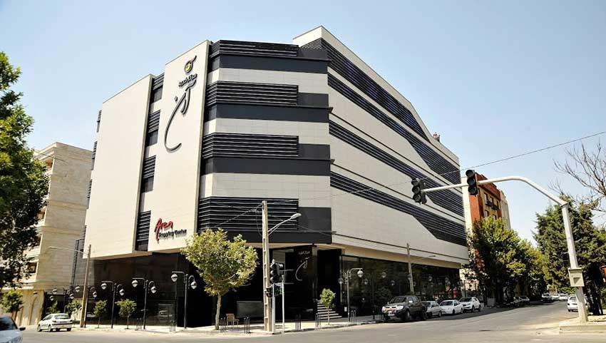 مرکز خرید آرن از بهترین مراکز خرید تهران