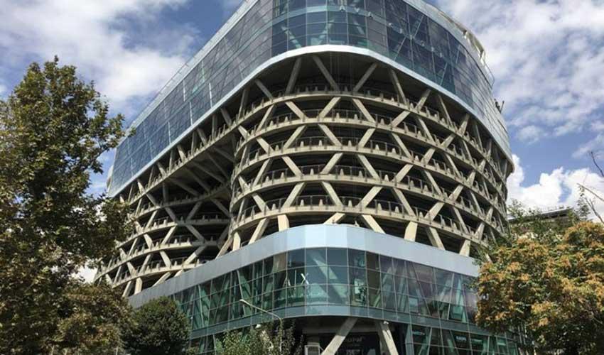 مرکز خرید آوا در تهران