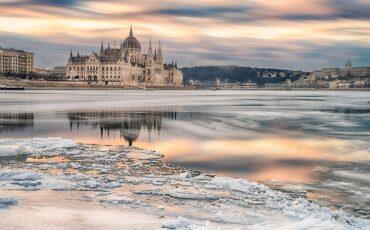 اروپا در زمستان