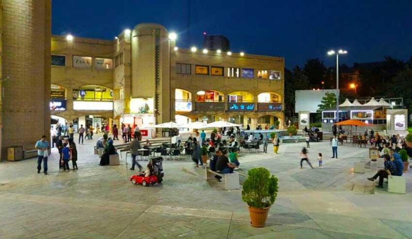 مرکز خرید گلستان در تهران