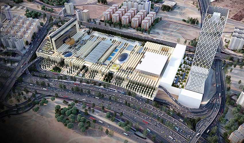 ایران مال بزرگترین مرکز خرید تهران