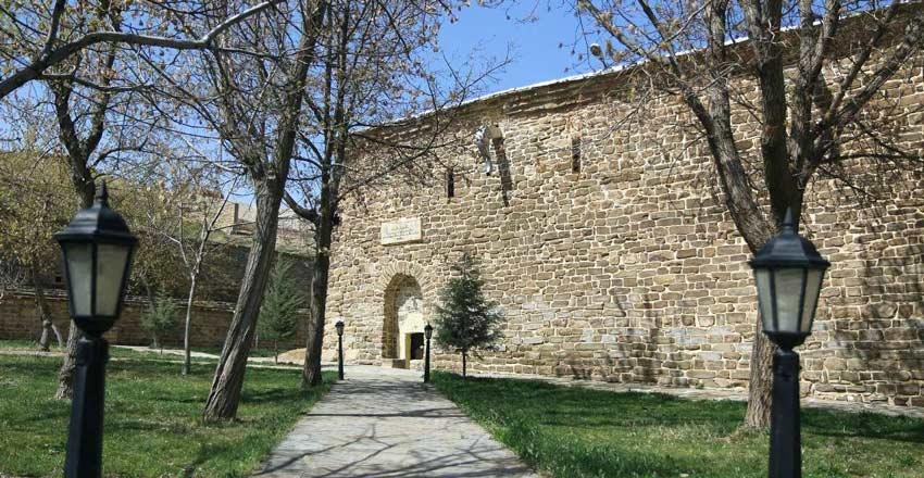 کلیسای سرگیز از جاهای دیدنی ارومیه