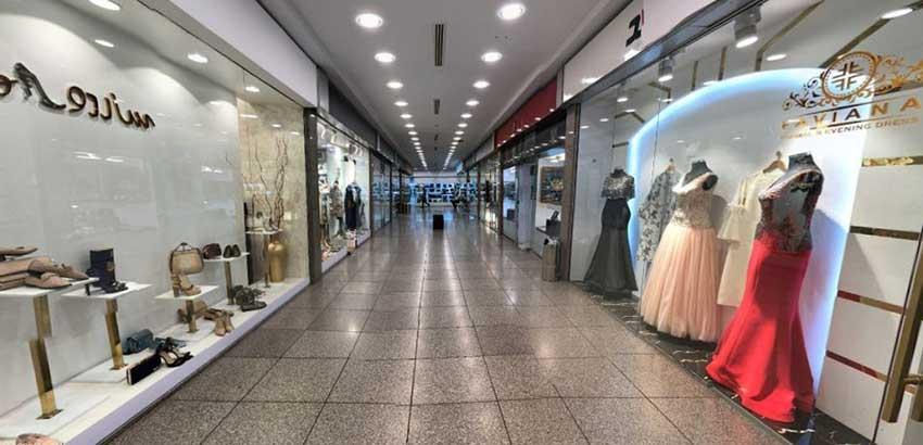 مرکز خرید تندیس در شمال تهران