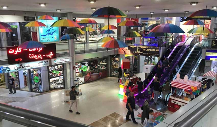 مرکز خرید ستارخان از مراکز خرید در تهران