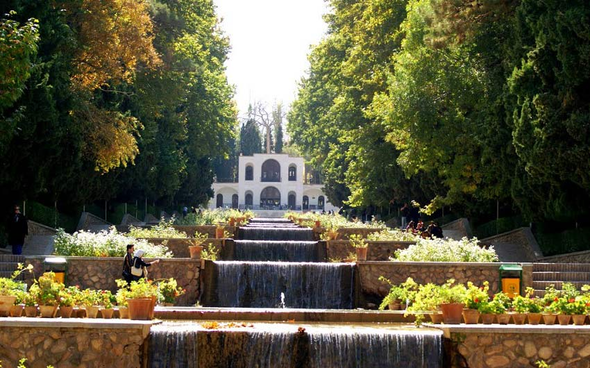 باغ شازده - یکی از جاهای دیدنی کرمان
