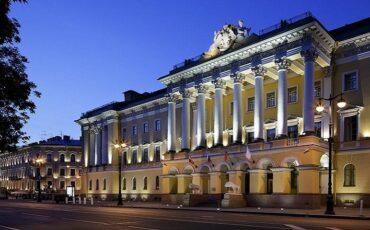 بهترین هتل های سن پترزبورگ