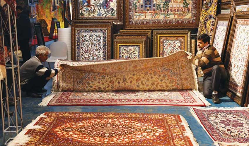 فرش قزوین