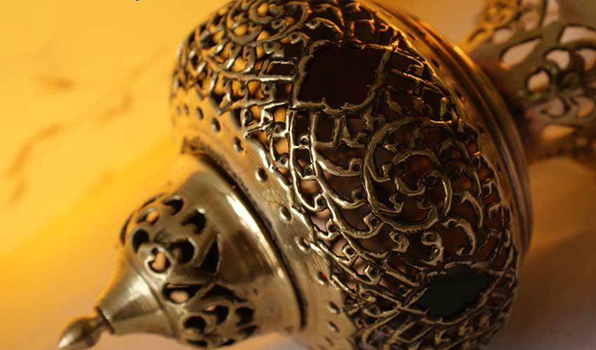 مشبک کاری فلزی