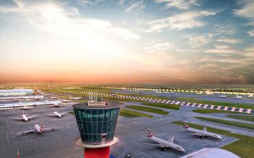 معروفی فرودگاه های لندن