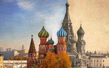 جاهای دیدنی روسیه