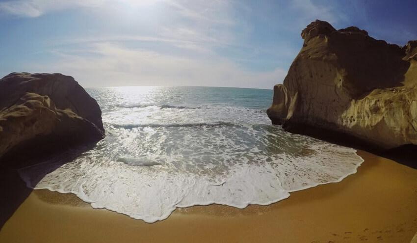ساحل بنود از زیباترین ساحل های ایران