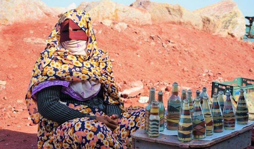 جزیزه هرمز از بکرترین جزایر ایران