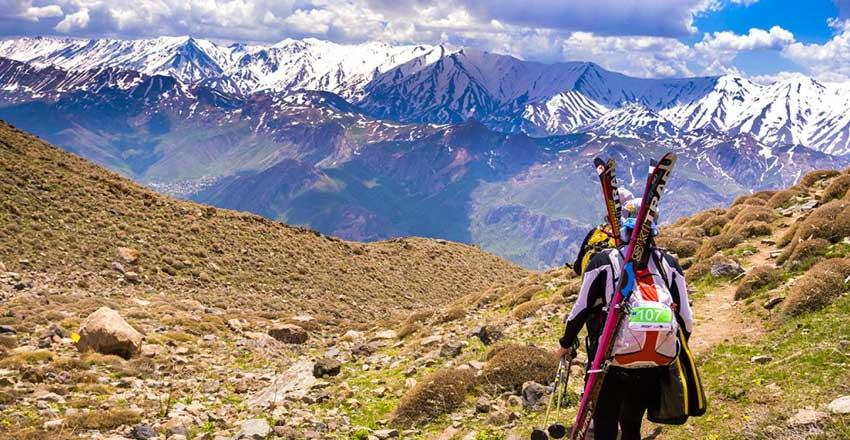 زرذکوه از زیباترین مسیرهای پیاده روی ایران