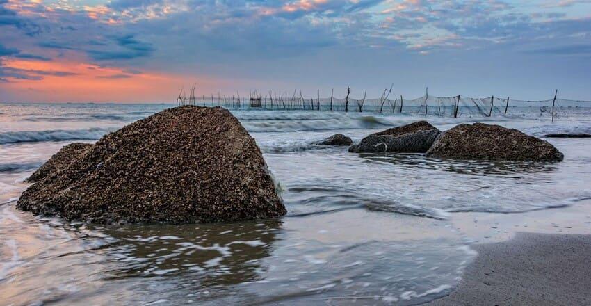 ساحل بندرعباس از سواحل جنوب کشور