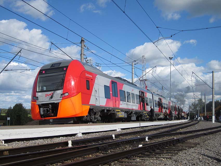 سفر به روسیه با قطار