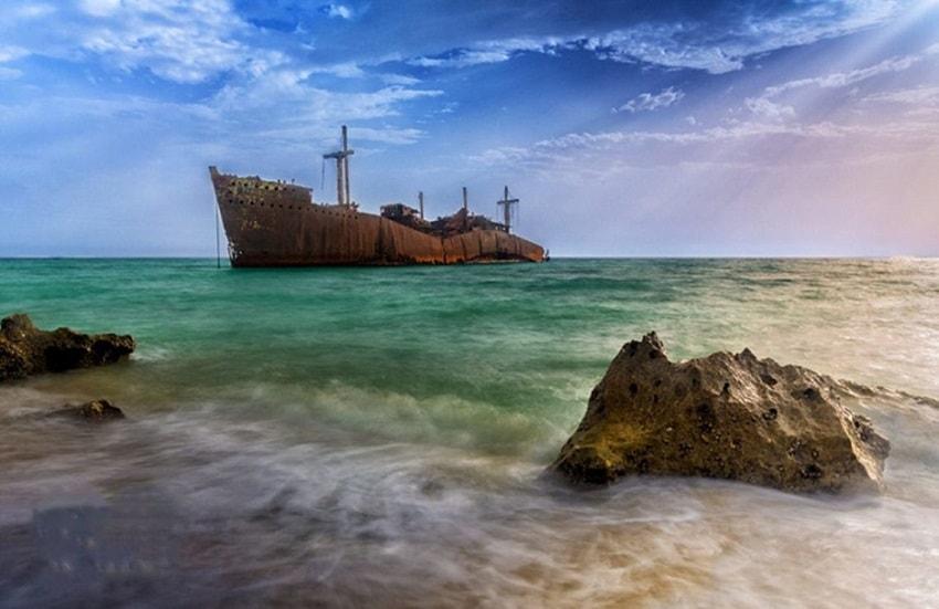 جزیره کیش از زیباترین جزیره های ایران