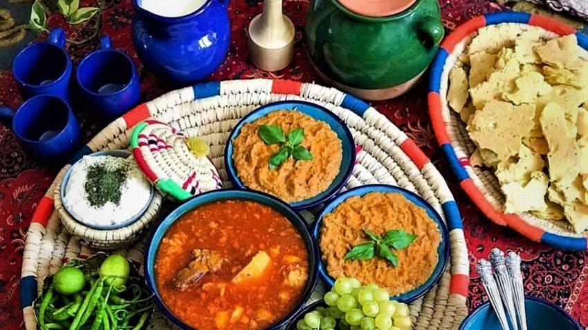 آبگوشت به از غذاهای سنتی کاشان