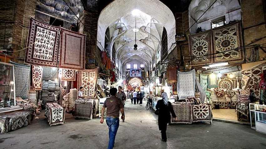 بازار سنتی اصفهان