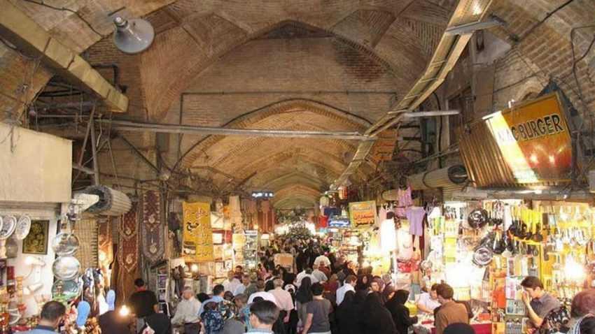 بازار سنتی کرمانشاه از قدیمی ترین بازارهای سنتی ایران