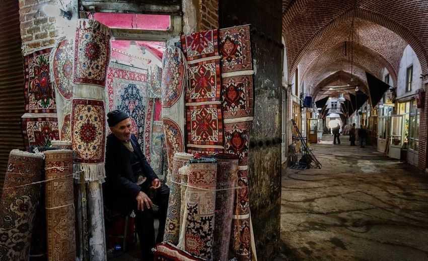 بازار سنتی تبریز از بازارهای سنتی ایران
