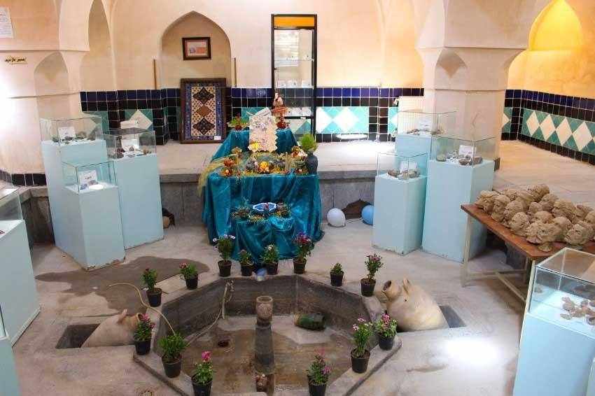 موزه صنایع دستی اردبیل از دیدنی های اردبیل
