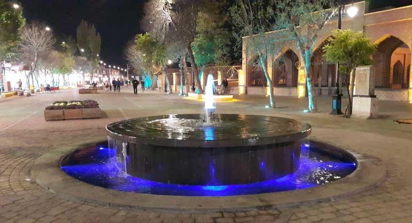 پیاده راه شیخ صفی الدین اردبیلی