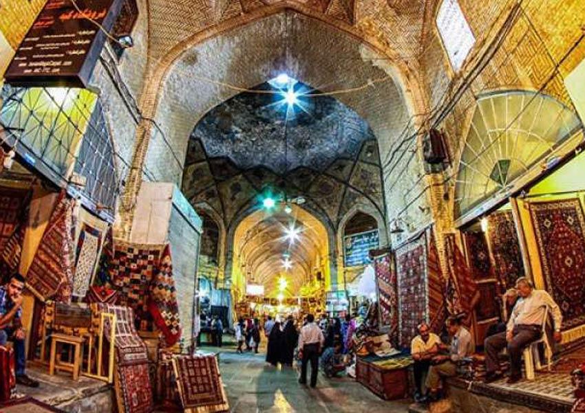 بازار سنتی یزد از بازارهای سنتی ایران