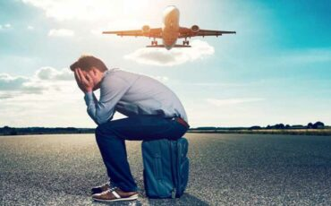 ترس از پرواز